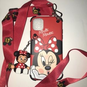 Phone 11 Cute Mickey Mouse Case